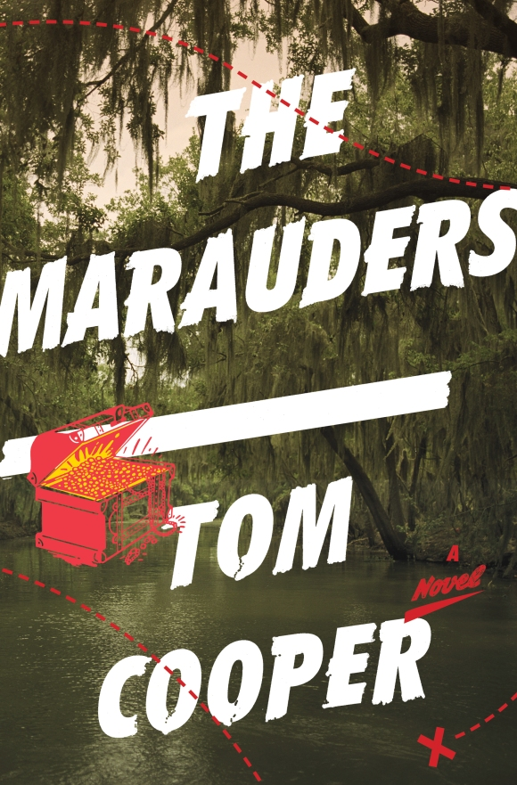 The Maruaders, a novel.